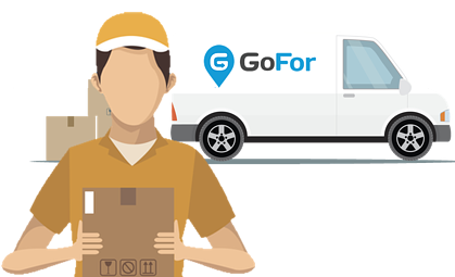 GoFor | Last minute, last mile delivery for the construction industry