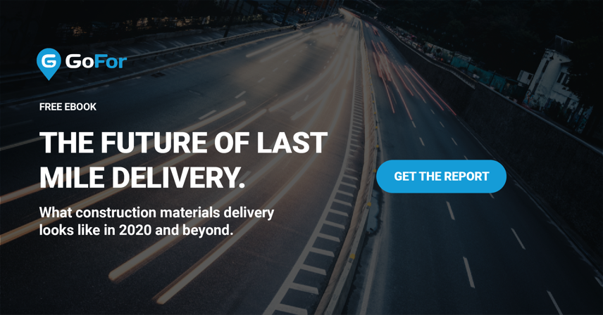 the future of last mile delivery. get the report.