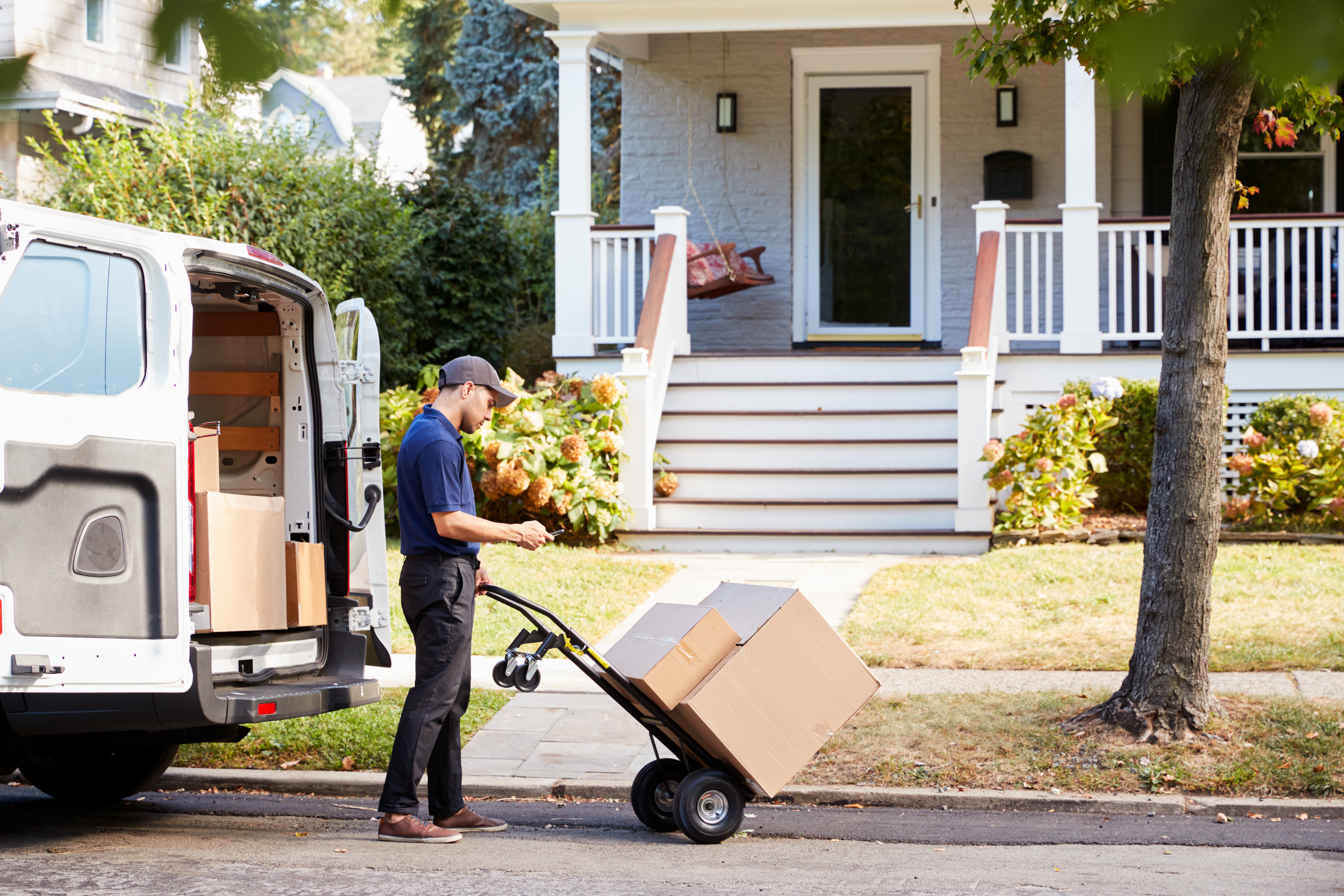 Local Couriers - Last Mile Delivery