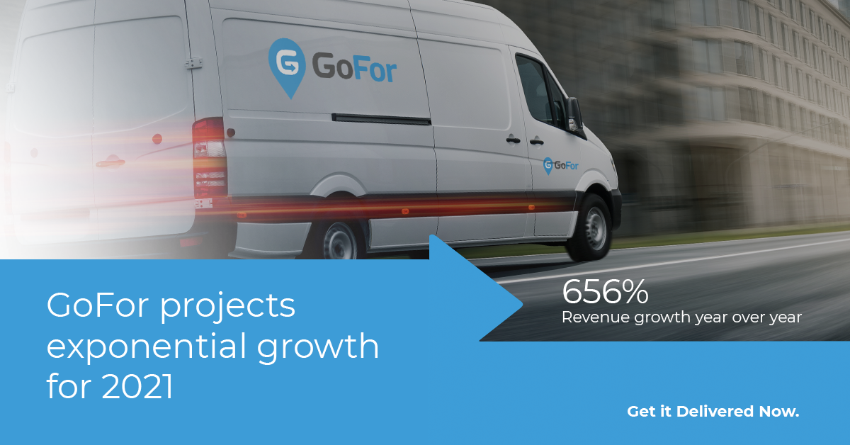 GoFor Reports Successful 2020 with Exponential Growth Projected for 2021