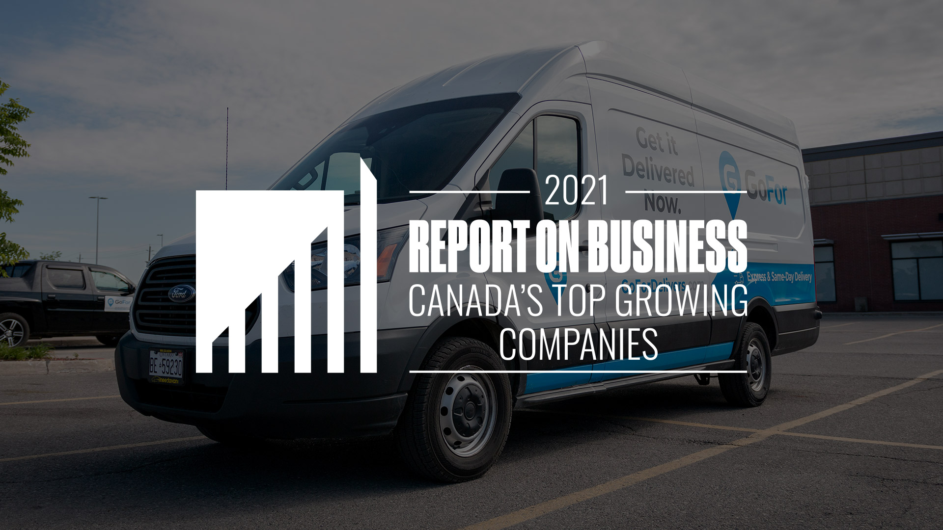 GoFor Ranked Among Top 10 of Canada's Fastest Growing Companies