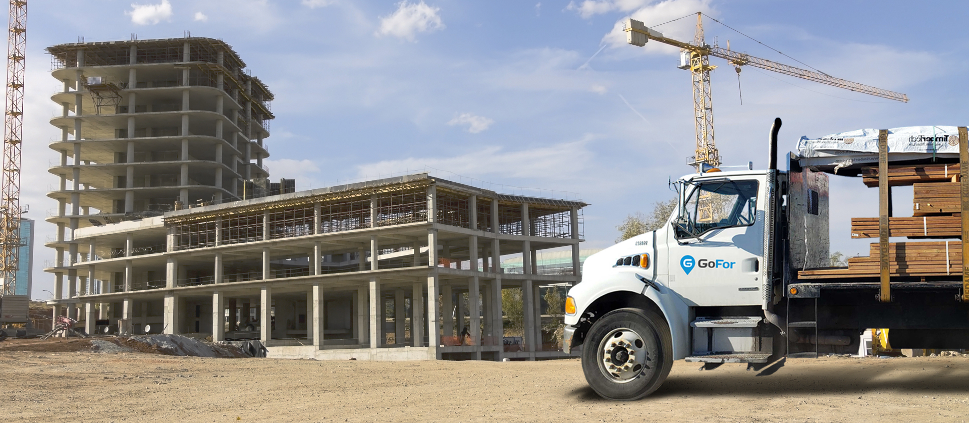 Why Should You Outsource Jobsite Delivery of Building Materials to A Professional?