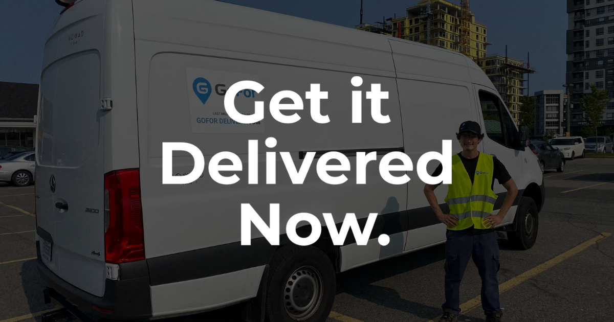 "On-Demand, Same-Day Delivery Experts, GoFor, Launches ""Shop Local"" Program in Boston, Detroit, Philadelphia, and Phoenix, Offering 5 Free Deliveries to Support Local Businesses"