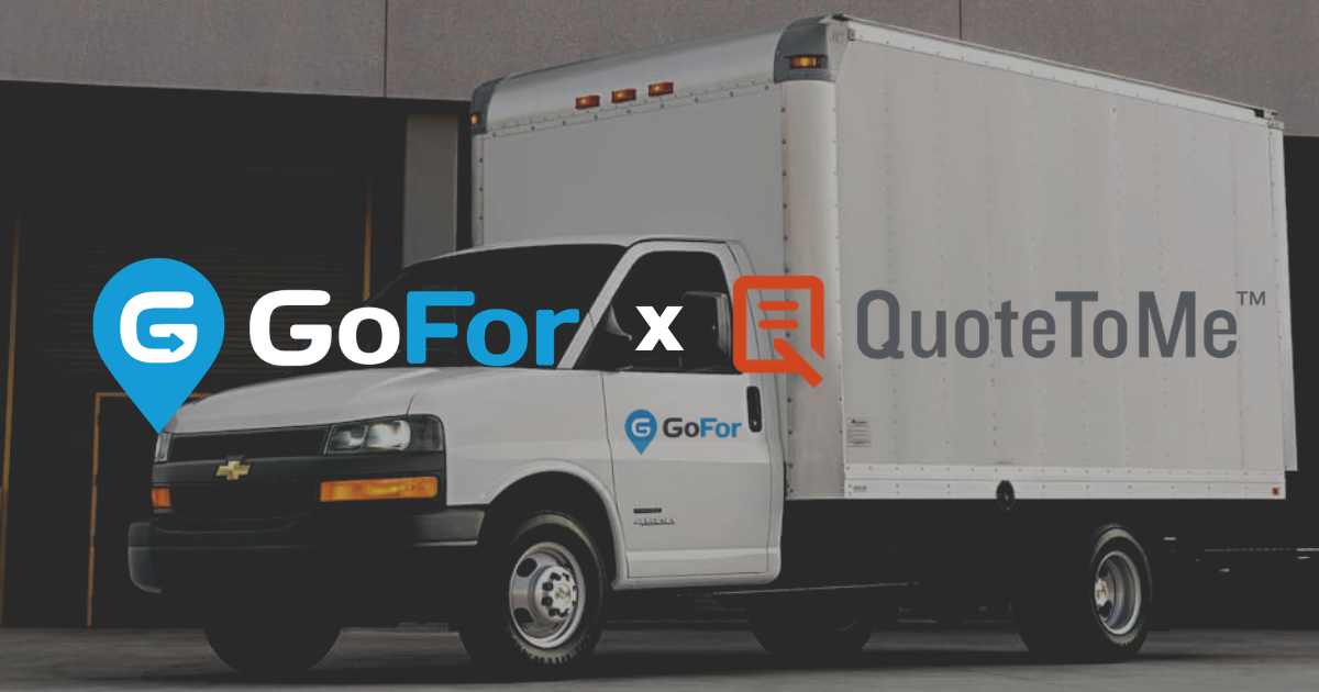 GoFor Industries Partners with QuoteToMe, Bringing Efficiences to the Purchase and Delivery of Building Products